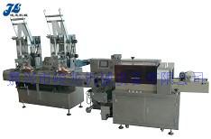 JL-D100型(1-2片)湿巾包装机
