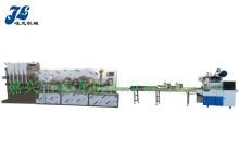 JL-Z80-5型全自动婴儿湿纸巾生产线