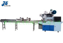 JL-B450往复式全自动抽取式湿巾包装机